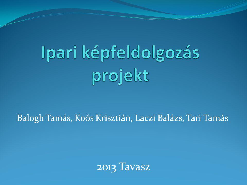 Balogh Tamás, Koós Krisztián, Laczi Balázs, Tari Tamás 2013 Tavasz