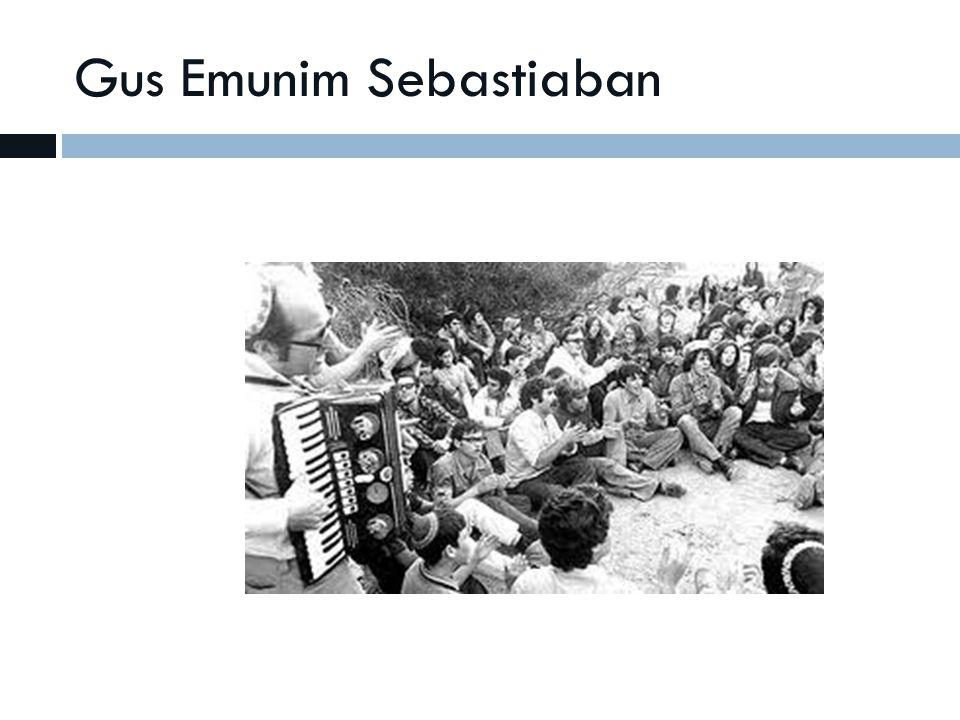 Gus Emunim Sebastiaban