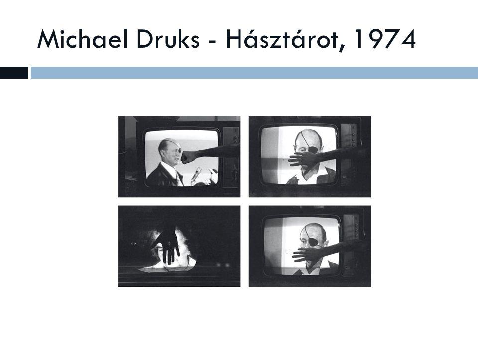 Michael Druks - Hásztárot, 1974