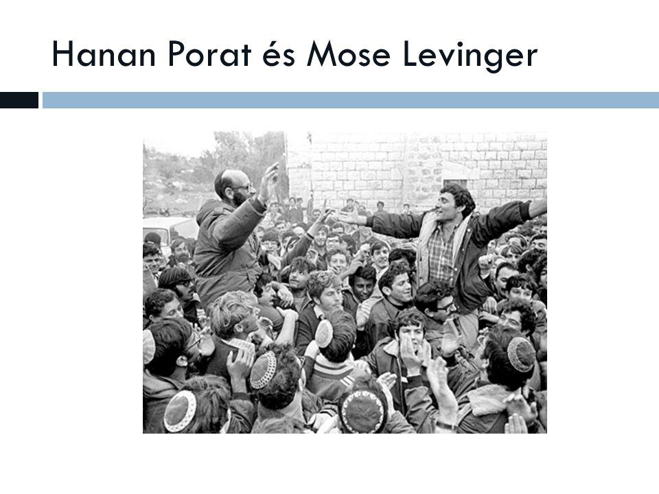 Hanan Porat és Mose Levinger