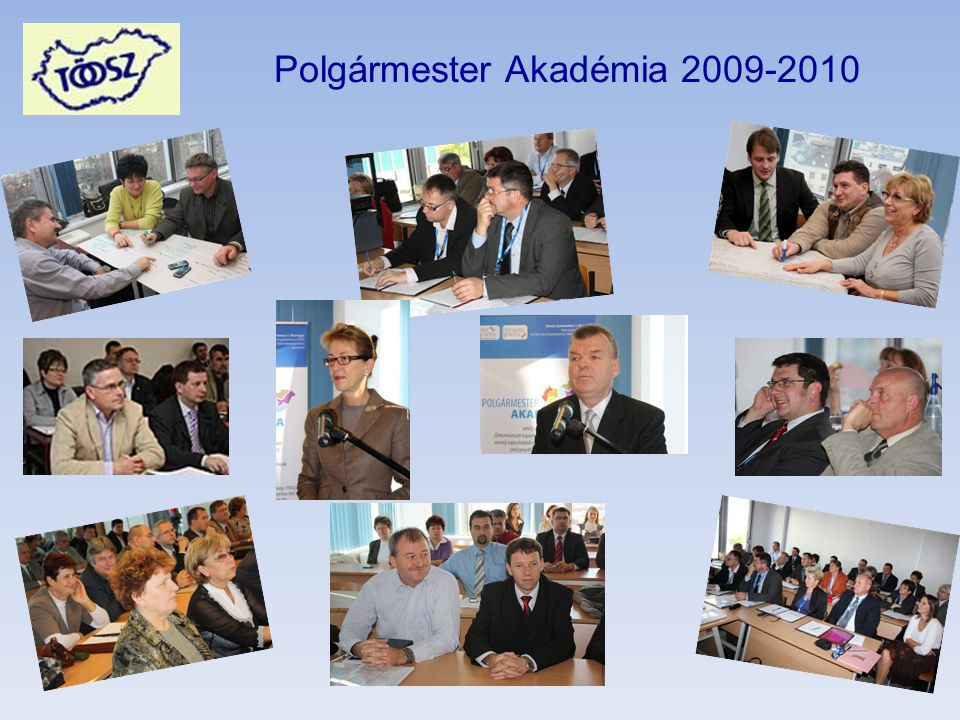 Polgármester Akadémia 2009-2010