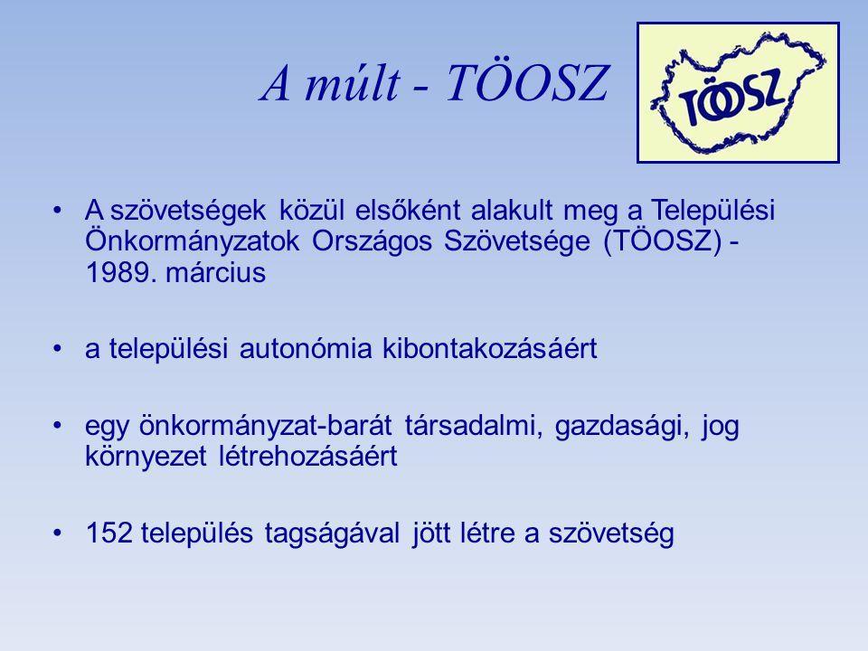 A projekt célja: Hálózatépítés a határ mentén szlovák és magyar önkormányzatok között.
