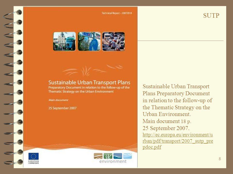 39 Együtt a versenyképes és forrás-hatékony városi mobilitásért.