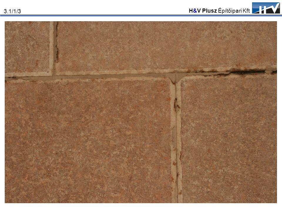 H&V Plusz Építőipari Kft 3.1/1/3