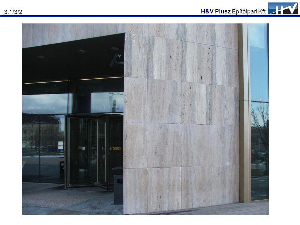 H&V Plusz Építőipari Kft 3.1/3/2