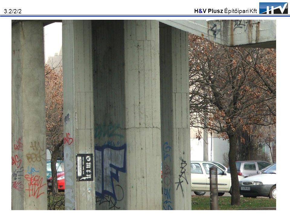 H&V Plusz Építőipari Kft 3.2/2/2