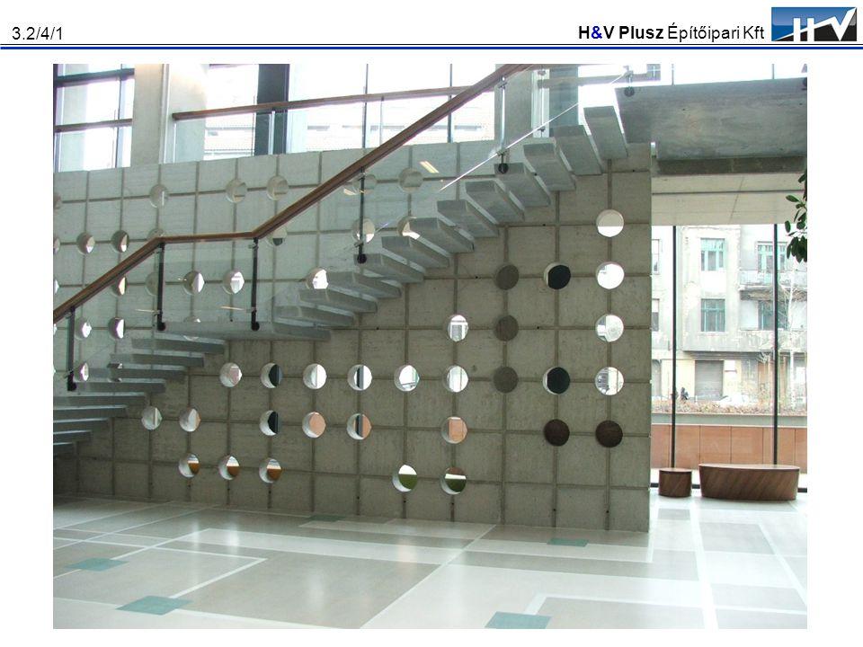 H&V Plusz Építőipari Kft 3.2/4/1