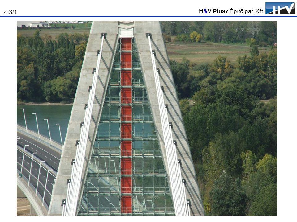 H&V Plusz Építőipari Kft 4.3/1