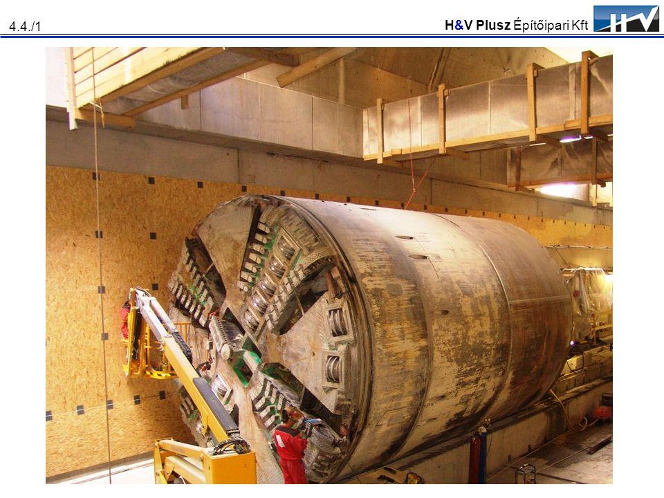 H&V Plusz Építőipari Kft 4.4./1