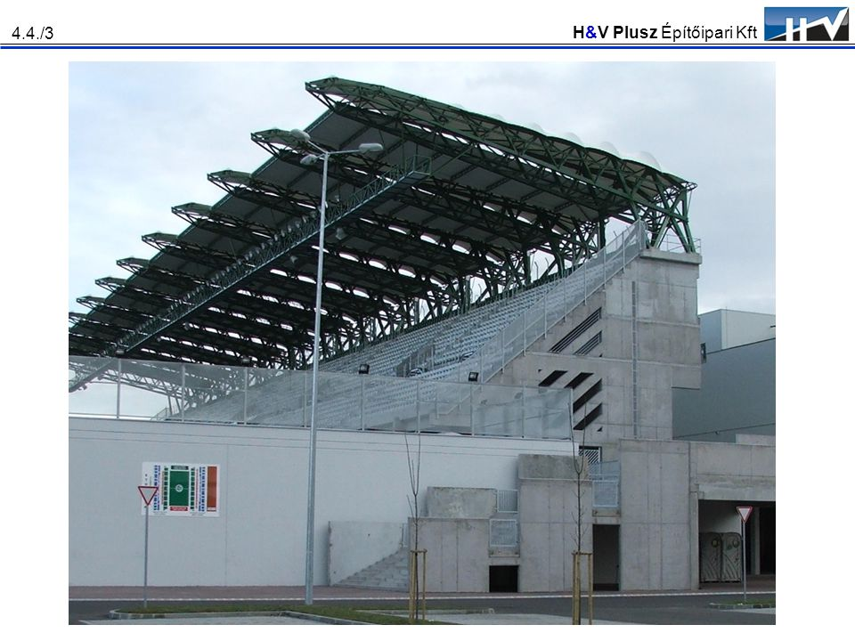 H&V Plusz Építőipari Kft 4.4./3