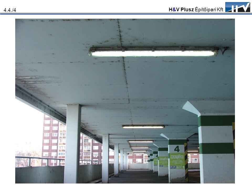 H&V Plusz Építőipari Kft 4.4./4