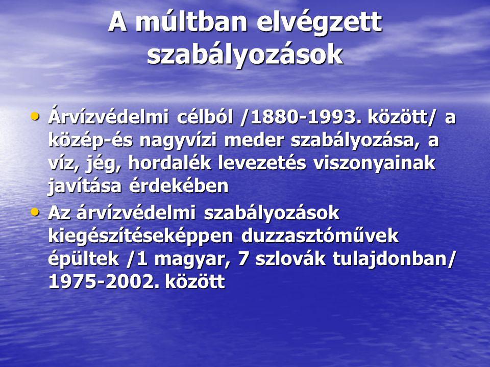 Az Ipolyszögi égerláp és revitalizációs lehetőségei 2004.Tanulmányterv 2009.
