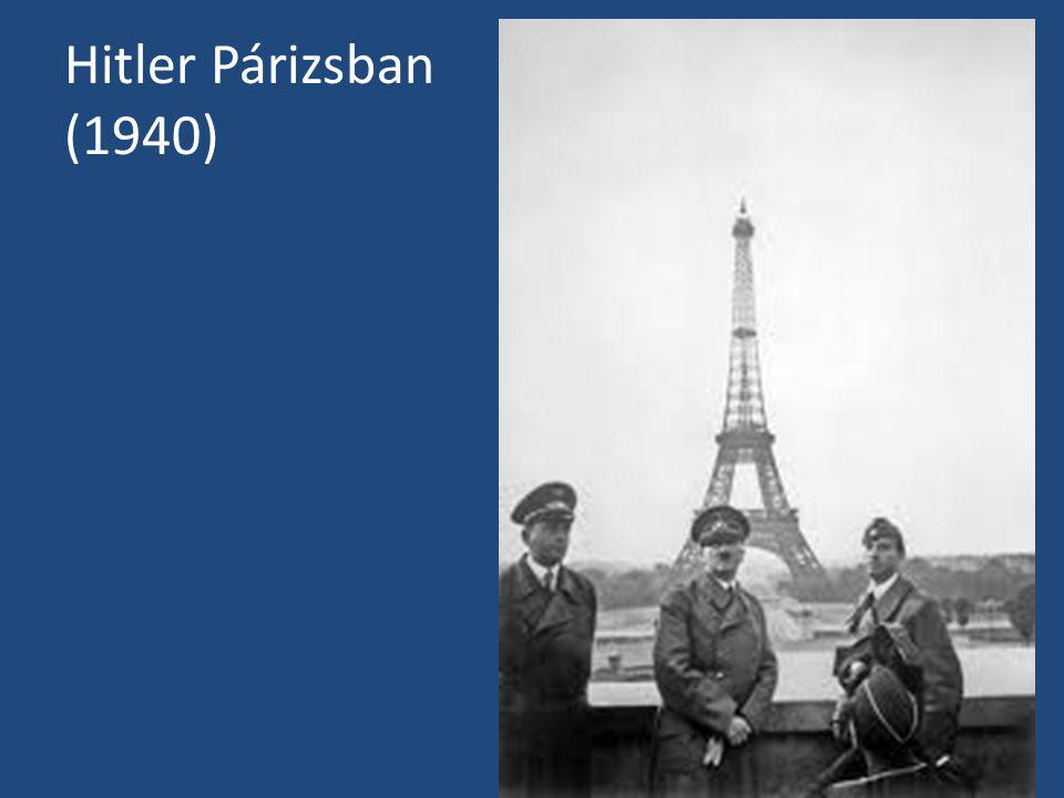 Hitler Párizsban (1940)