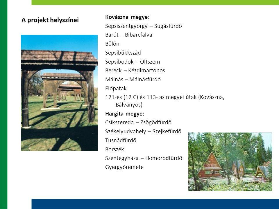 Rövid visszatekintő •Hargita Megye Tanácsa 2004.