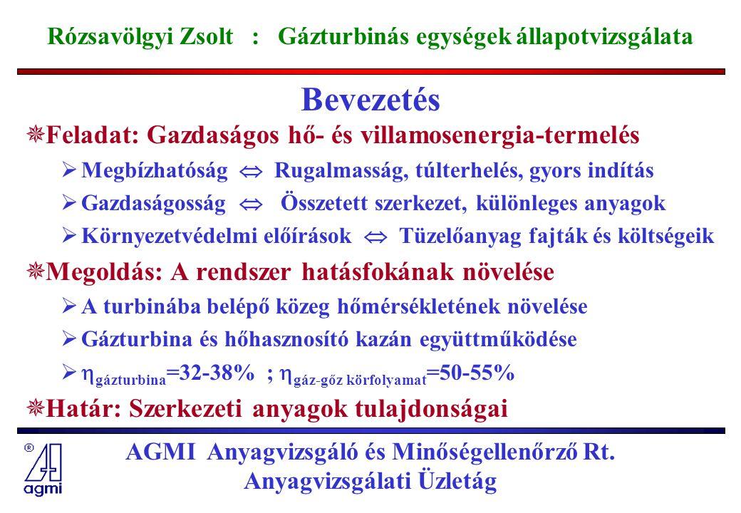 AGMI Anyagvizsgáló és Minőségellenőrző Rt.