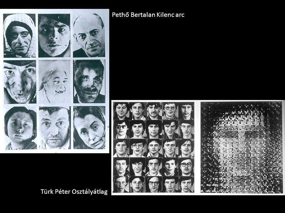Pethő Bertalan Kilenc arc Türk Péter Osztályátlag
