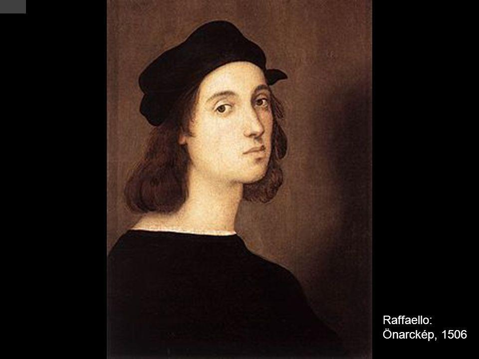 Raffaello: Önarckép, 1506