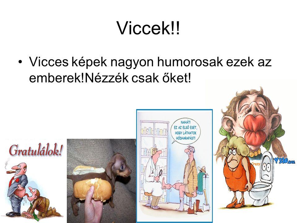 Viccek!! •Vicces képek nagyon humorosak ezek az emberek!Nézzék csak őket!