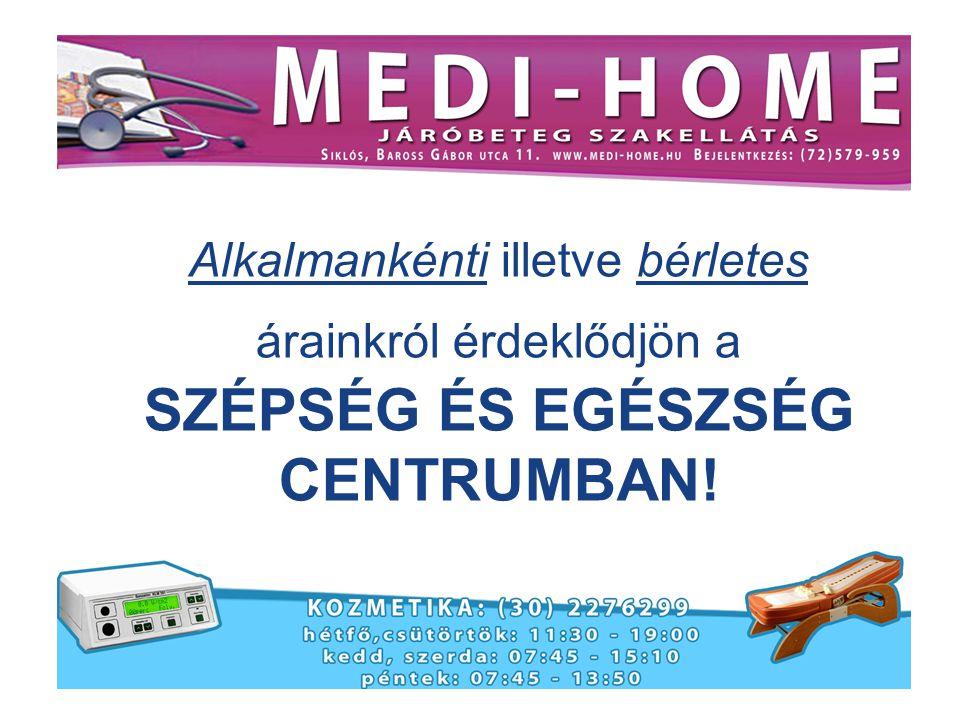 ELEKTROSTIMULÁTOR: Mobil kórház: masszázs, köpölyözés, vérnyomás beállítása, baktériumirtás, fájdalomcsillapítás, vírusirtás.