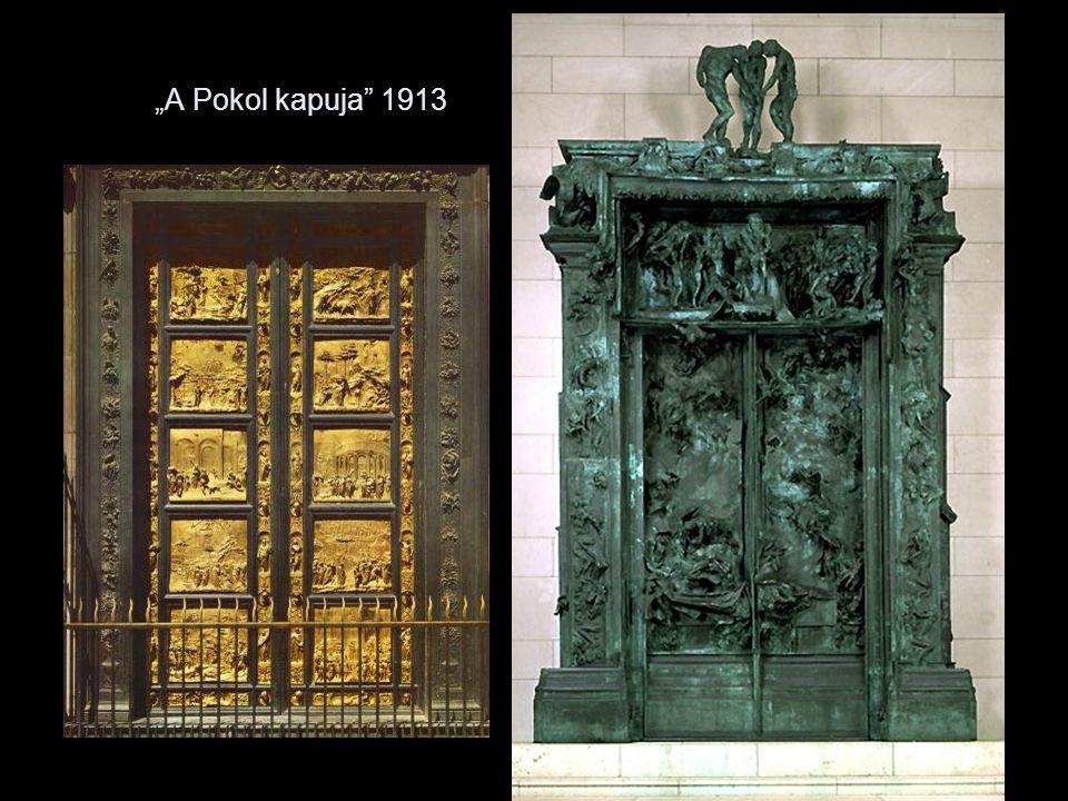 """A Pokol kapuja 1913"