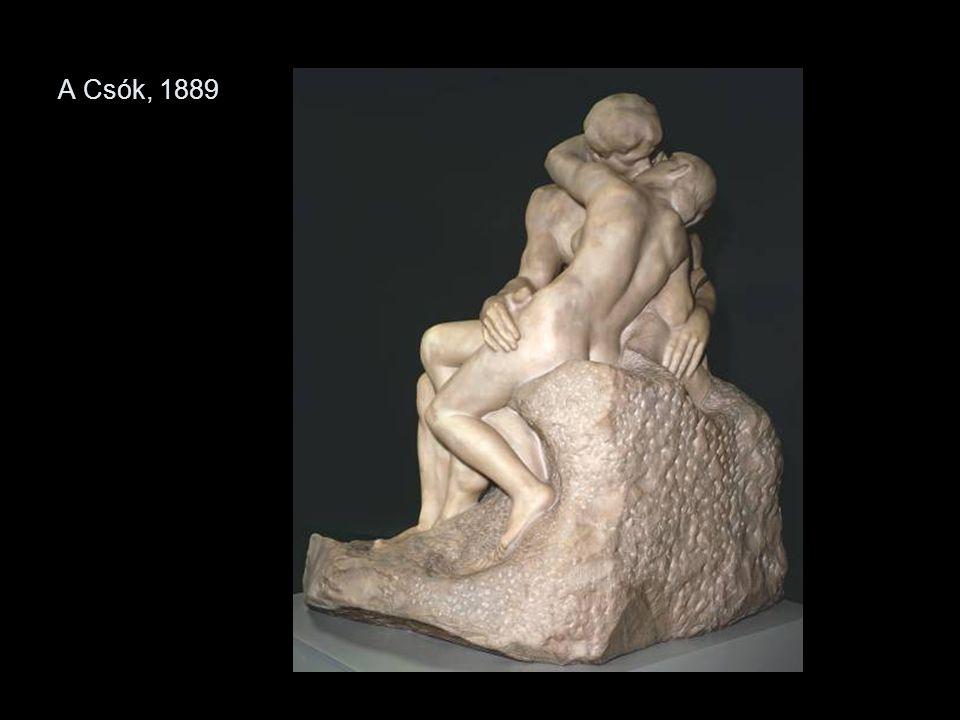 A Csók, 1889