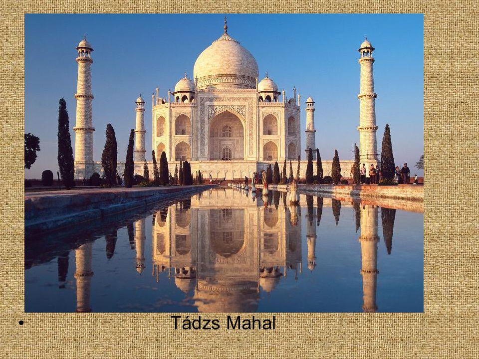 • Tádzs Mahal