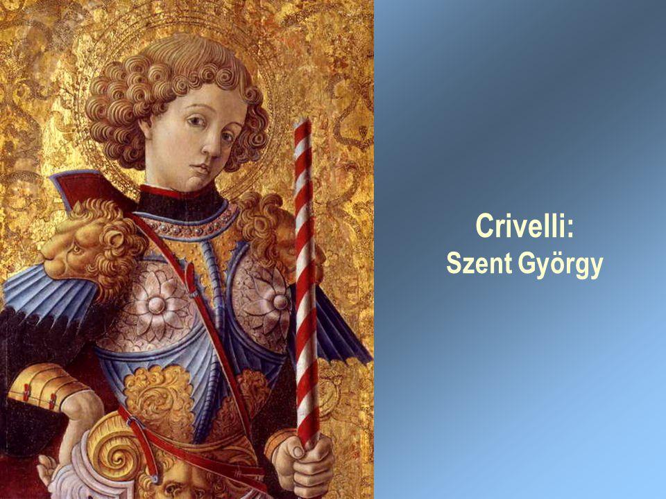 Crivelli: Szent György