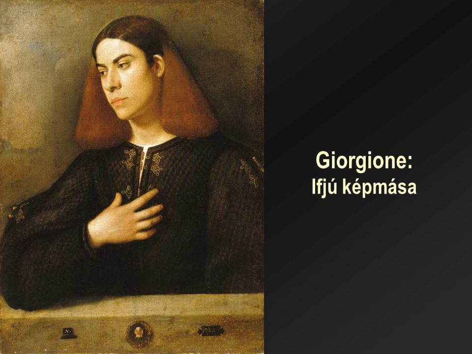 Giorgione: Ifjú képmása
