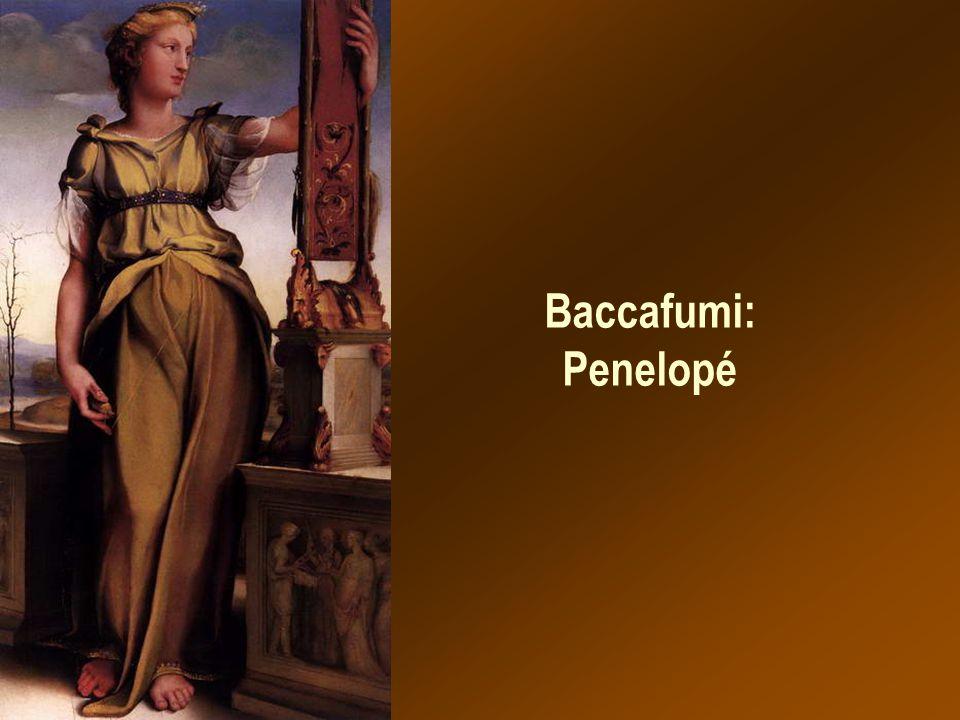 Baccafumi: Penelopé