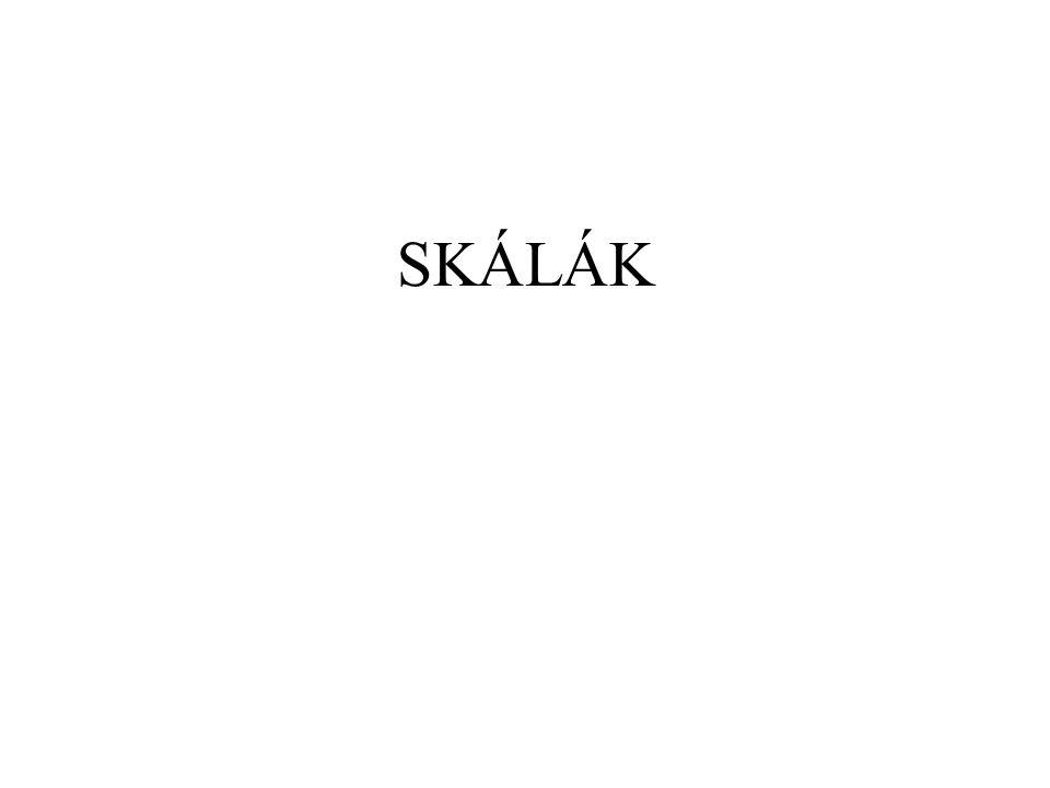 SKÁLÁK