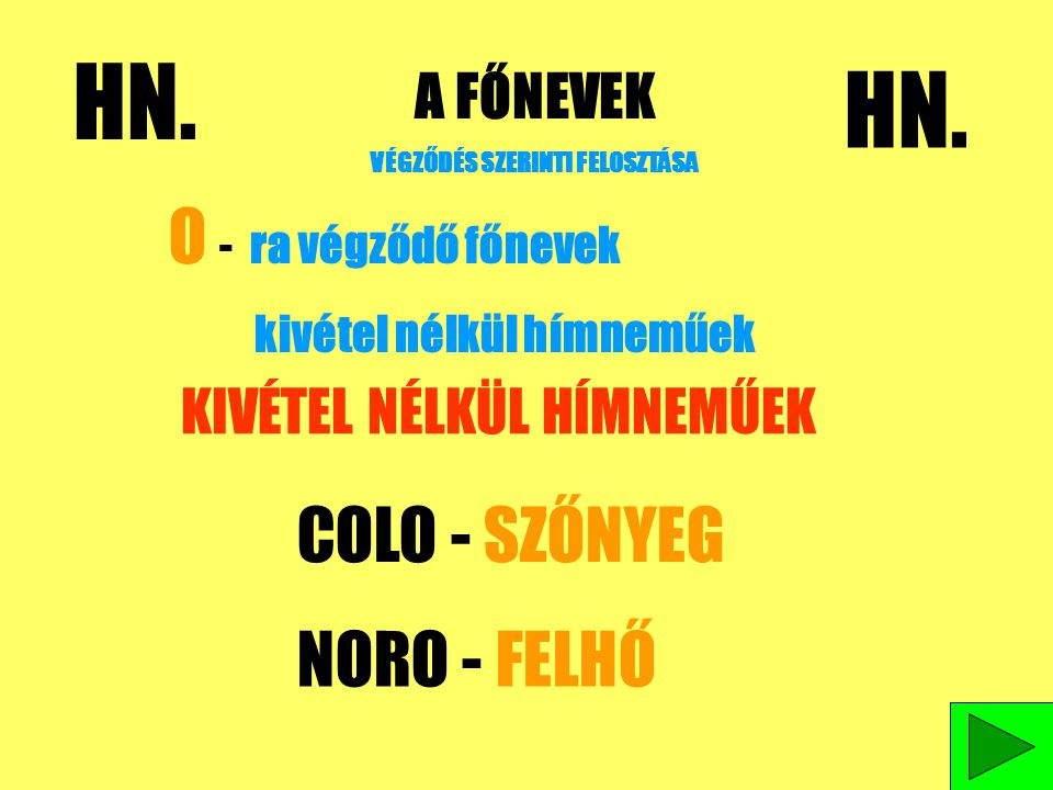 DAV O LIL FARDESKE 2. ADOM A LEVELET FARDINAK VISSZA