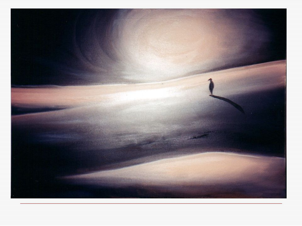 Szürrealizmus  Hiszek benne, hogy eljön az idő, mikor az álom és a valóság, ez a két, látszatra oly nagyon ellentétes állapot összeolvad valamilyen tökéletes valóságfelettiségben... (Breton)