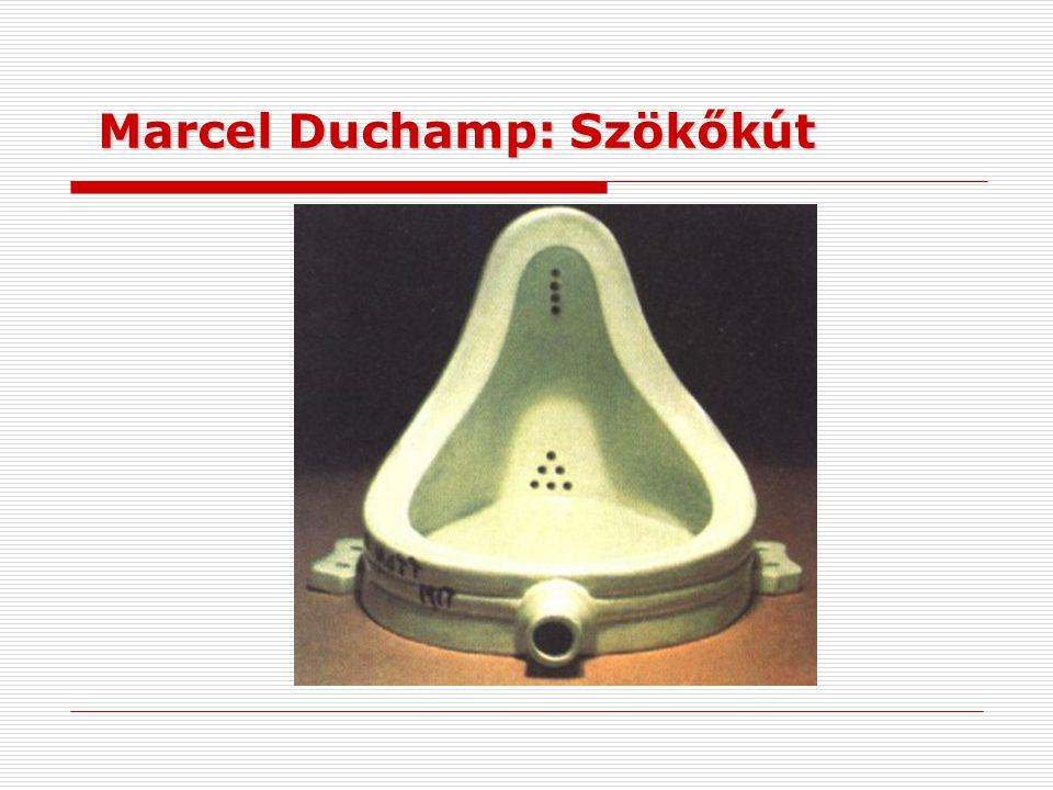 Marcel Duchamp: Szökőkút