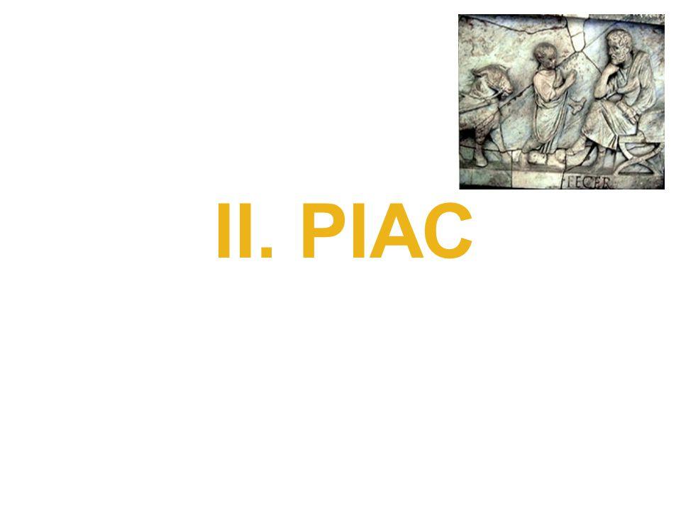 II. PIAC