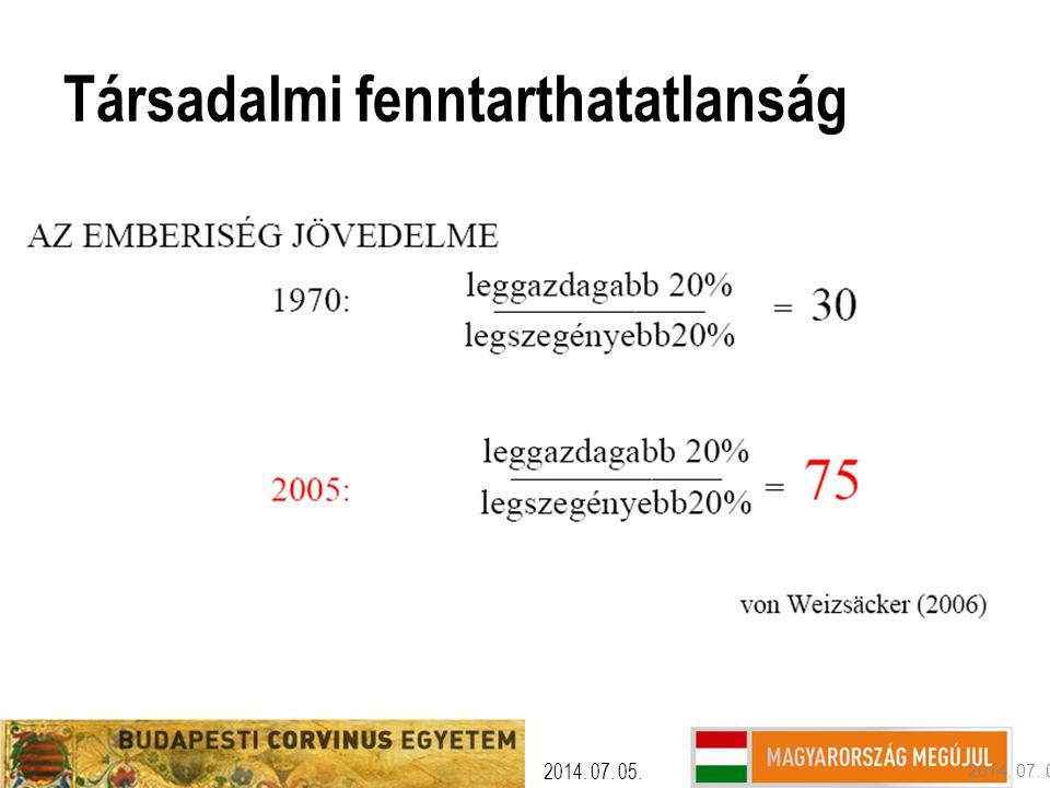 A környezetügy optimista vonulata  1987-ben a Brundtland-jelentéssel kezdődött, megjelent a fenntartható fejlődés fogalma.