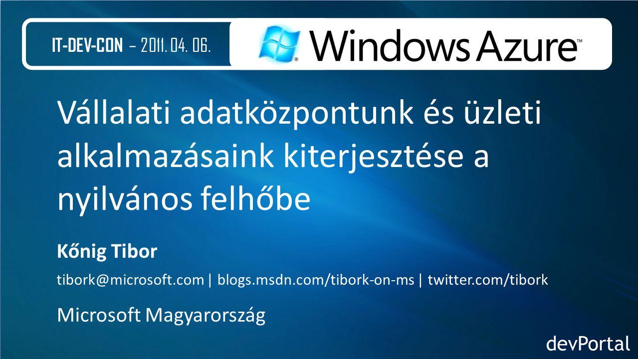 IT-DEV-CON – 2011. 04. 06.