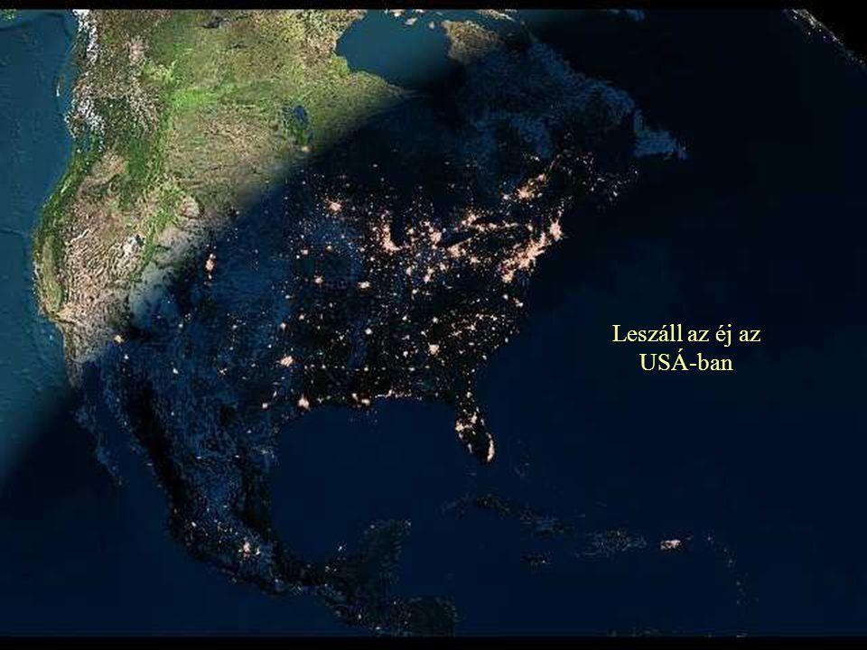 Leszáll az éj az USÁ-ban