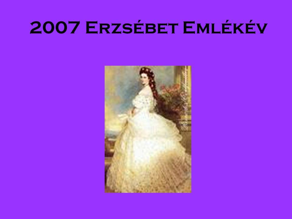 2007 Erzsébet Emlékév