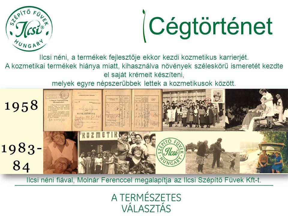 Cégtörténet Az első külföldi megrendelés, Szlovákiából.