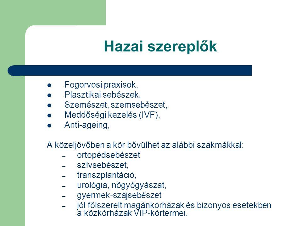 Az magyar egészségügyi turizmus sikerének titka: Párhuzamba kell állítani az egészségügyi és a turisztikai szakmák érdekeit!
