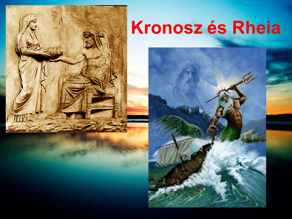 Kronosz és Rheia