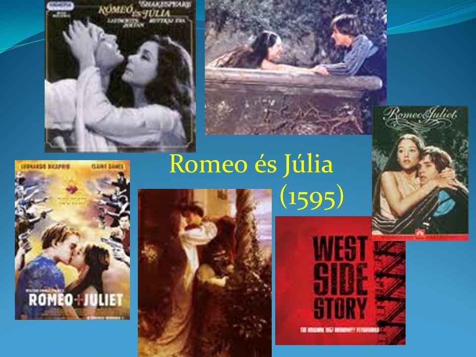 Romeo és Júlia (1595)