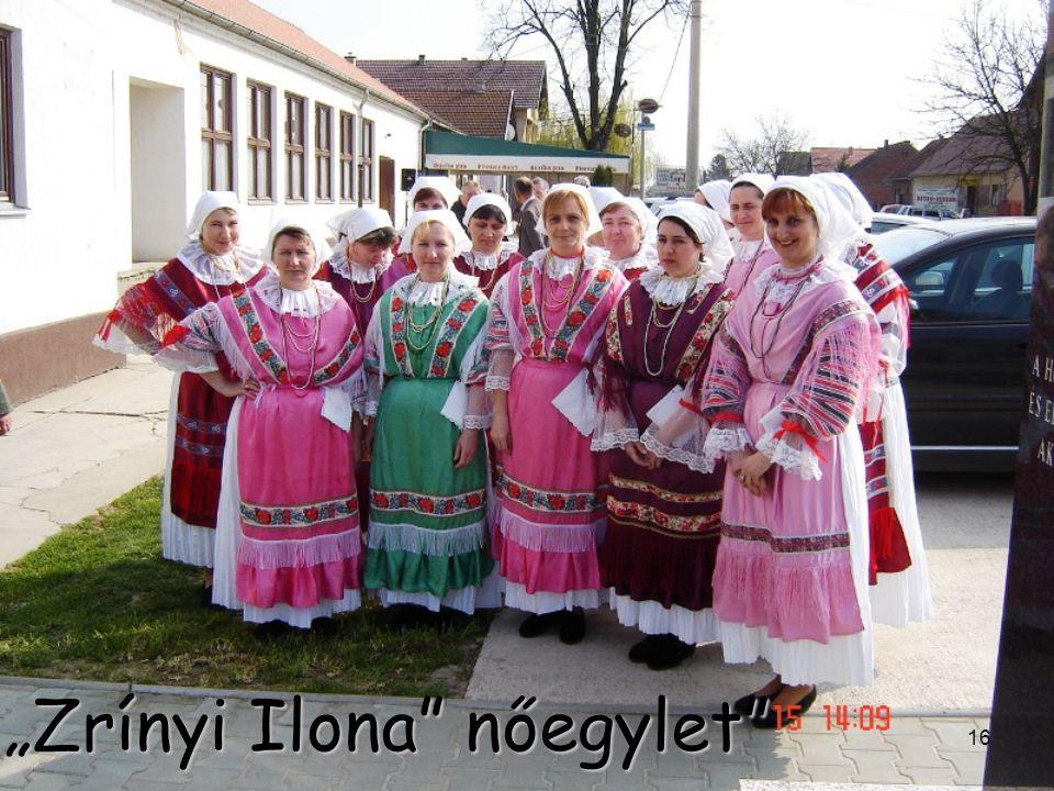 """16 """"Zrínyi Ilona"""" nőegylet"""""""