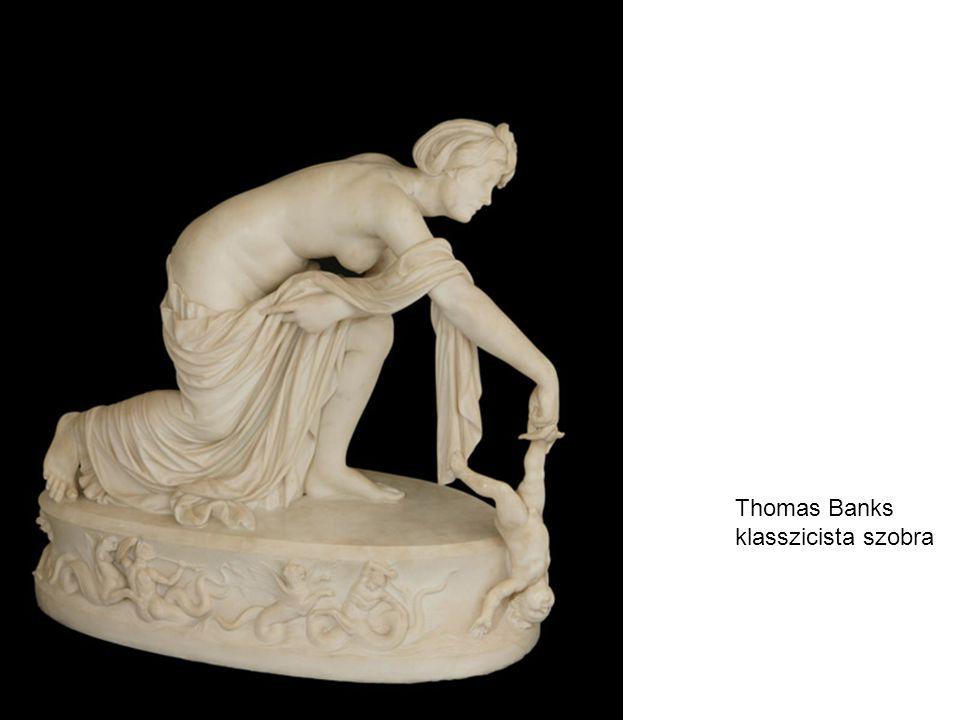 Thomas Banks klasszicista szobra