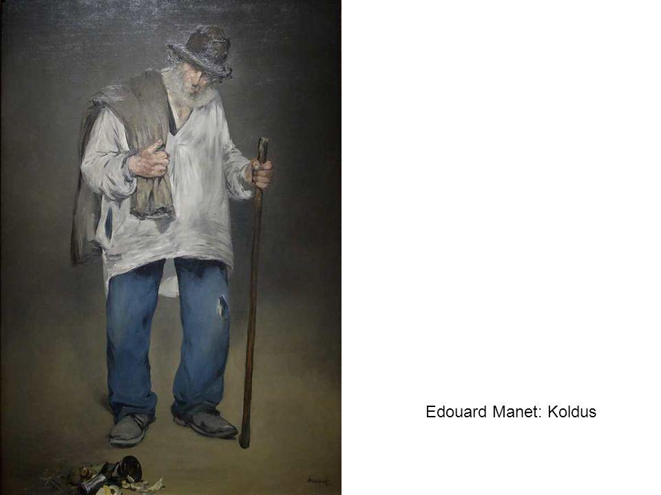 Edouard Manet: Koldus