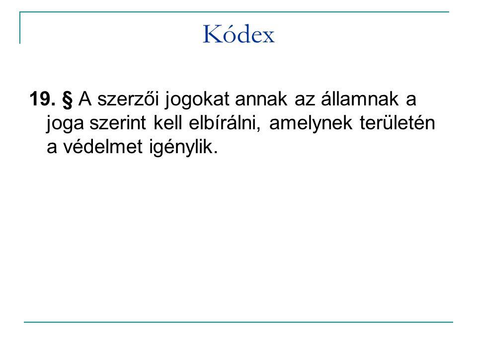 Kódex 19.