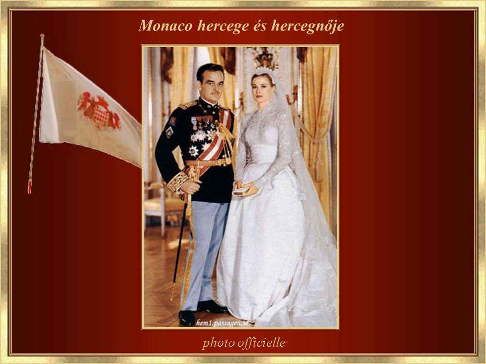 Az esküvő 1956. április 19.