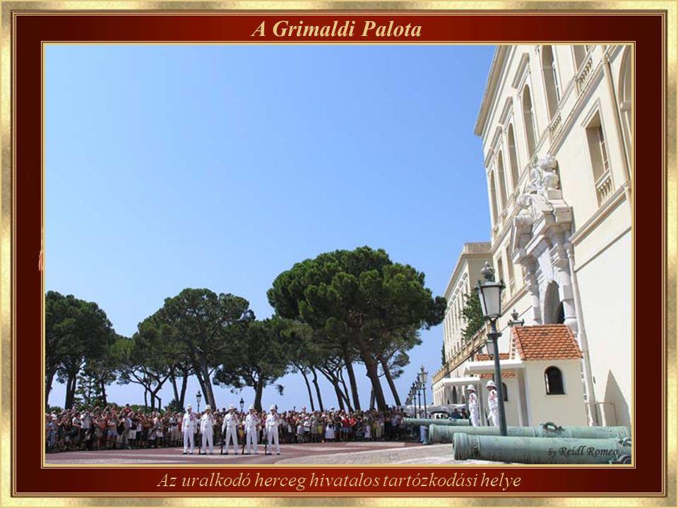 Monaco hercegsége 1297-ben mai uralkodó egyik őse a genovai Grimaldi családból származó I.Rainier csellel, szerzeteseknek álcázott katonákkal foglalta el Monaco erődjét.