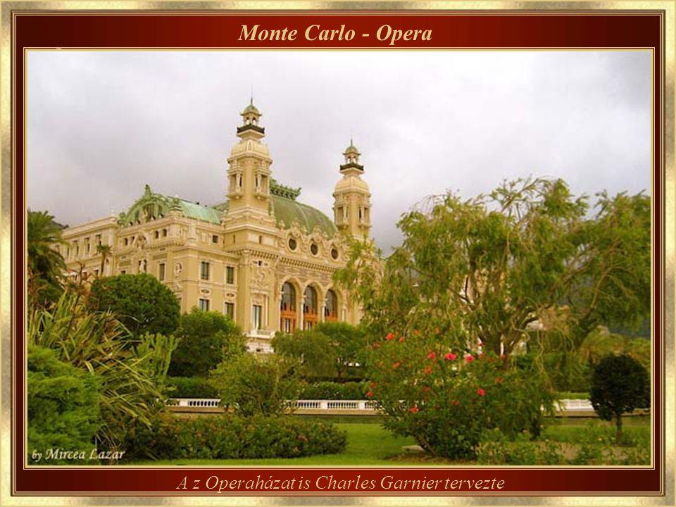 Casino Monte Carlo ….varázslatos világítással
