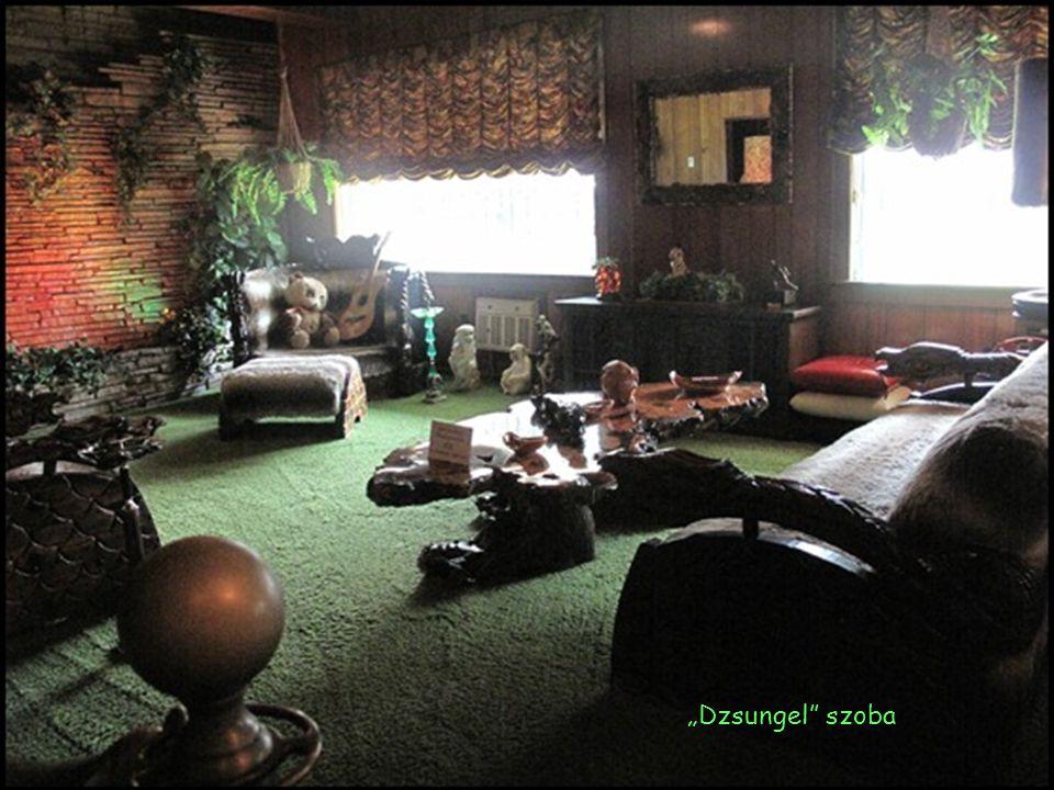 """Dzsungel"" szoba"